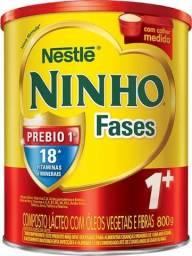 Leite Ninho fases 1