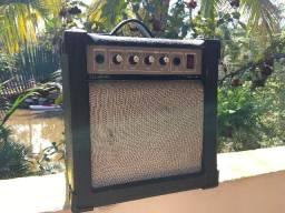 (Urgente) Cubo Amplificador de Baixo Meteoro 30 CB Thor