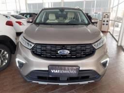 Título do anúncio: Ford Territory Titanium 1.5 Turbo - 2021 - Exxxtra, Revisado e C/ Garantia