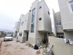 Sobrado com Terraço 3 dormitórios à venda, 116 m² por R$ 530.000 - Fazendinha - Curitiba/P