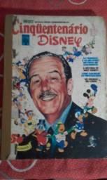 Livro Cinquentenario Disney