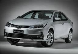 Corolla xei 2019 prata
