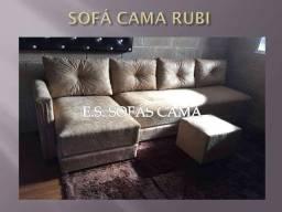 Título do anúncio: Luxo, moderno, prático Sofá Cama