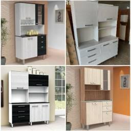 Armário de cozinha novo entrega grátis aparti de 380
