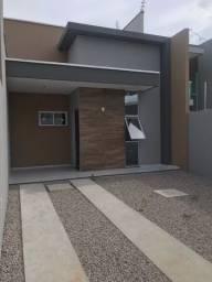 (CP036) Casa 3 Quartos, 6x27, Novo, Center Box ,Messejana