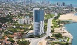 Apartamento mobiliado na Beira Mar!