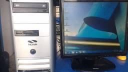 vendo somente comput, proces intel core duo, hd 80gb, 4 gb memorias memorias corsair