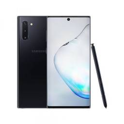 Samsung Galaxy NOTE 10 modelo N970 aceitamos seu usados na troca restante em até 12X