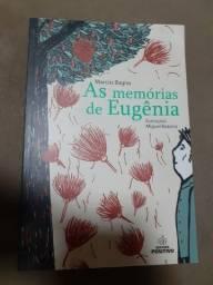 Livros As memórias de Eugênia