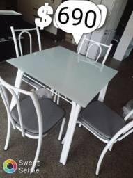 Mesas Disponíveis