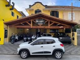 Renault Kwid Zen 2018 Completo Apenas 50.000km Ú. Dono!! Aceito Troca e Financio.