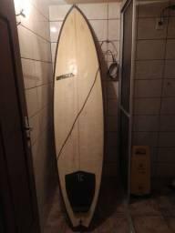 Prancha de surfe Funboard, 7.2, 49 litros.