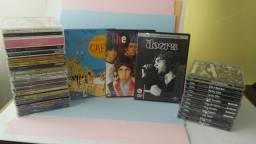 Desapego de CDs e DVDs