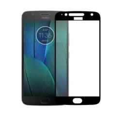 Película 3d Vidro Temperado Moto G5s Plus Tela Inteira