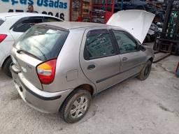 Título do anúncio: Fiat Palio Elx 1.0 16v fire 2001 Peças