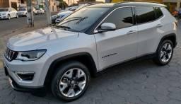 Jeep Compass limited 2.0 flex 2018