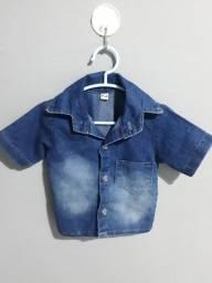 Jeans menino 10,00