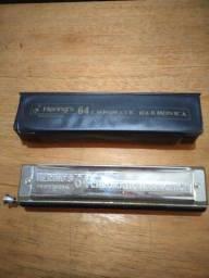 Gaita Hering's 64 chromatic harmonica