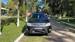 Picape Hilux SRV 2010 completa