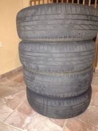 Título do anúncio: 4 Pneus Bridgestone 185/60 R15