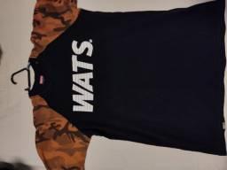 Título do anúncio: Camiseta wats Pequena