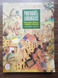 Livro: Português: Linguagens (Vol. Único Ensino Médio) - William Cereja e Thereza Cochar
