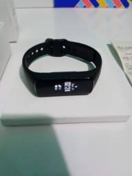 Relógio Samsung Galaxy Fit E Preto (A prova d'agua novissímo /nota fiscal)