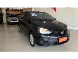 Toyota Etios 2020 1.5 x plus sedan 16v flex 4p automático