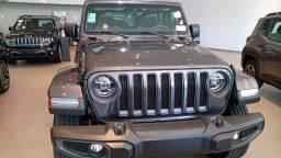 Jeep Wrangler Unlimited série especial 80 anos 0km 2021