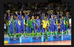 Casaco Podio Olympikus Olimpiada de Atenas 2004