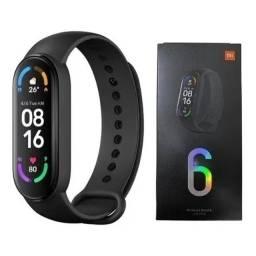 Título do anúncio: Xiaomi Mi Band 6 Smartwatch Relógio Inteligente Lacrado