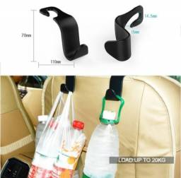 Título do anúncio: Gancho duplo automotivo para pendurar sacolas e bolsas - au 26