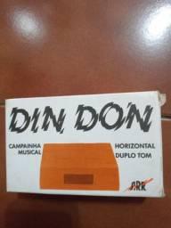 Campainha Din Don