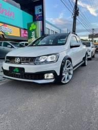 Título do anúncio: Volks Saveiro Cross 1.6 Cd 2018 Veículo Único Venha Conferir