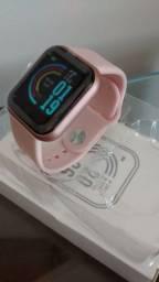 Novo SmartWatch D20 - Agora é possível baixar watchfaces e inserir foto!