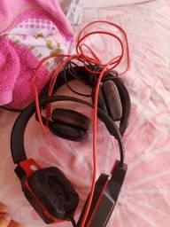 Título do anúncio: Vendo 2 fones de ouvido