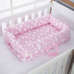 Ninho quadrado nuvem, item indispensável no enxoval do bebê