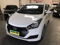 Hyundai/Hb20 1.0 ano 2019 único dono 14 km