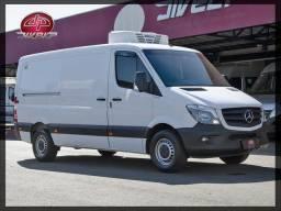 Mercedes Sprinter Furgão 313 CDI Street Longo Refrigerado 2019