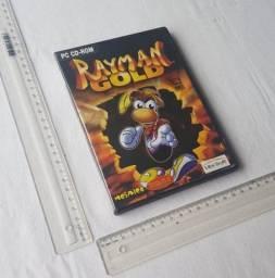 Raridade - Jogo Antigo de PC - Original - Rayman Gold - Mídia Física - Usado
