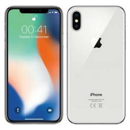 Iphone X 256 gb branco anatel