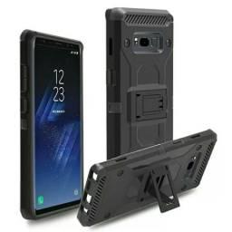 Case anti-impacto Note 8 entrego grátis comprar usado  Santos