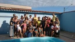 Casa triplex com piscina próximo praia e Lagoa