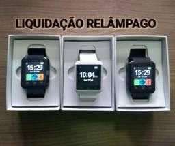 LIQUIDAÇÃO RELÂMPAGO Relógio Inteligente U8