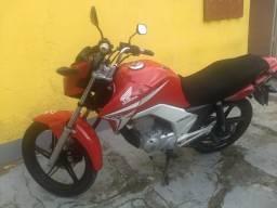 Moto Honda 150 - 2014