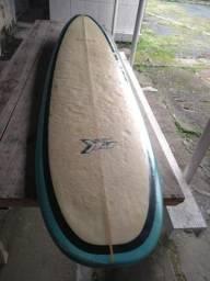Longboard RK 9.0 progressivo mais leash novo