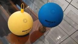 Material esportivos novos como: Bolas, Rede Vôlei e Rede Ping Pong R$ 29