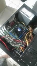 Computador Intel Core i5 3450 3.1 GHz (Somente Gabinete) 8 Gb de Ram Windows 10