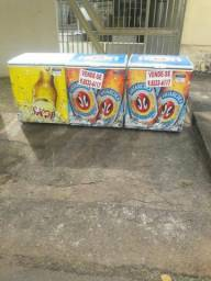 Freezee metalfrio 220 litros