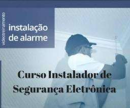 Instalador de Câmeras de Segurança - Videos Aulas - Curso Qualificação